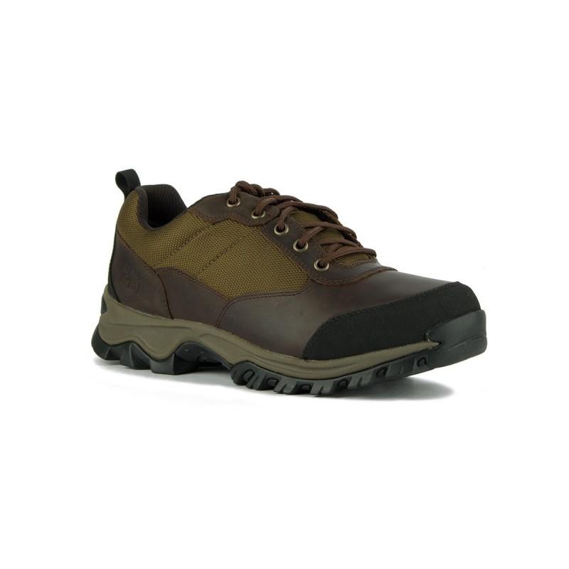 Timberland Zapatilla Keele Ridge F/L Low Dark Brown Marrón Hombre