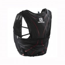 Salomon Mochila Adv Skin 12 Set Black
