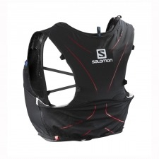 Salomon Mochila Adv Skin 5 Set Black