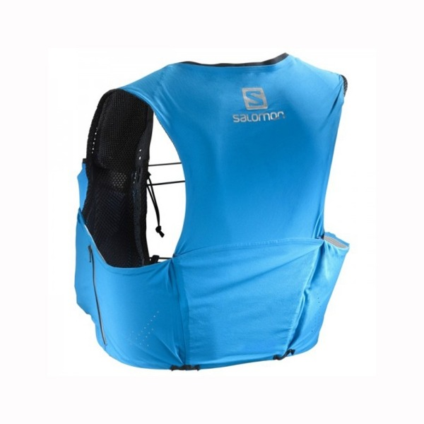Salomon Mochila SLAB Sense Ultra 8 SET Transcend Blue Azul