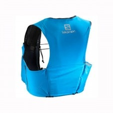 Salomon Mochila SLAB Sense Ultra 5 SET Transcend Blue Azul