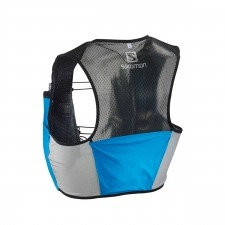 Salomon Mochila SLAB Sense 2 SET Transcend Blue Azul