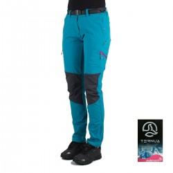 Ternua Pantalón Westhill C Azul Mujer