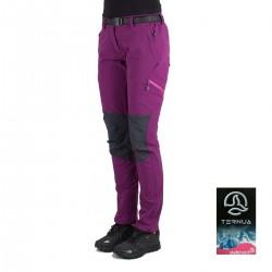 Ternua Pantalón Westhill D Mujer Violeta