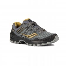 Saucony Grid Excursion Tr12 Silver Gold Hombre