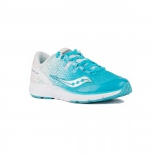 Saucony S-Freedom Iso Blue White Azul Blanco Mujer