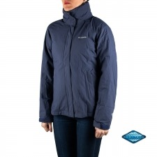 Columbia Chaqueta Desmontable Venture On™ Interchange Nocturnal Azul Mujer
