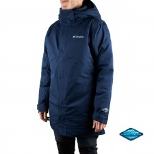 Columbia Chaqueta Blizzard Fighter™ Collegiate Navy Azul Hombre