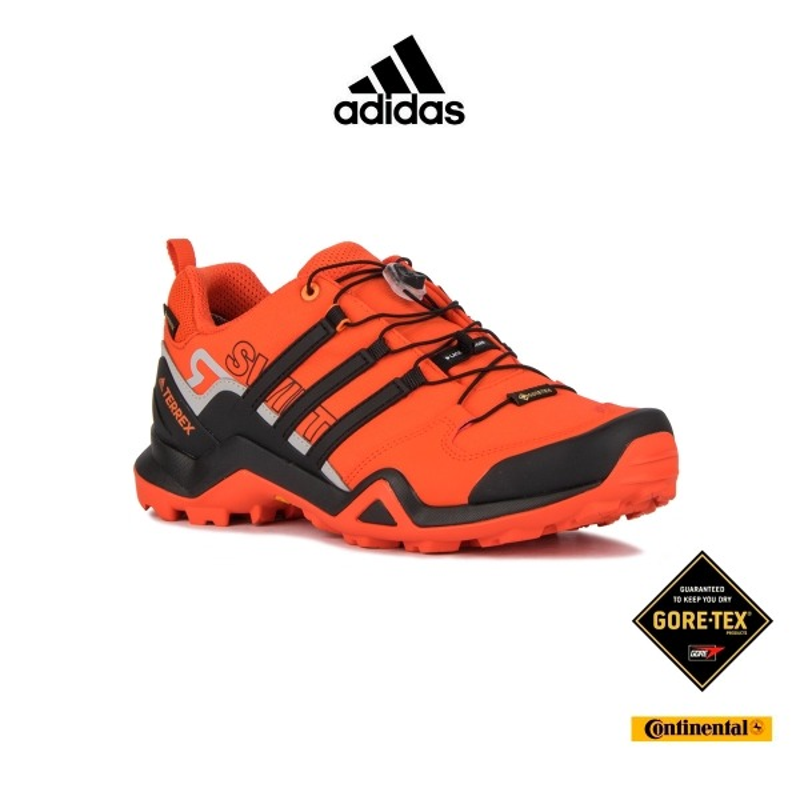 Adidas Zapatilla Terrex Swift R2 GTX Naranja Negro Hombre