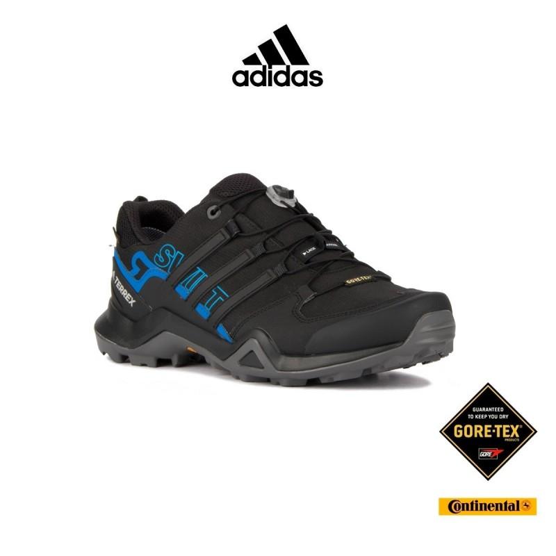 Adidas Zapatilla Terrex Swift R2 GTX Negro Azul Hombre