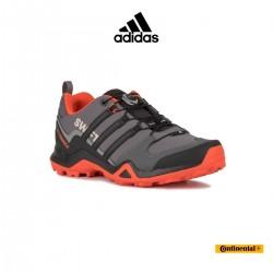 Adidas Zapatilla Terrex Swift R2 Gris Naranja Hombre