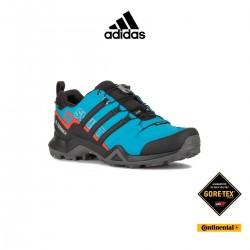 Adidas Zapatilla Terrex Swift R2 GTX Azul Rojo Hombre
