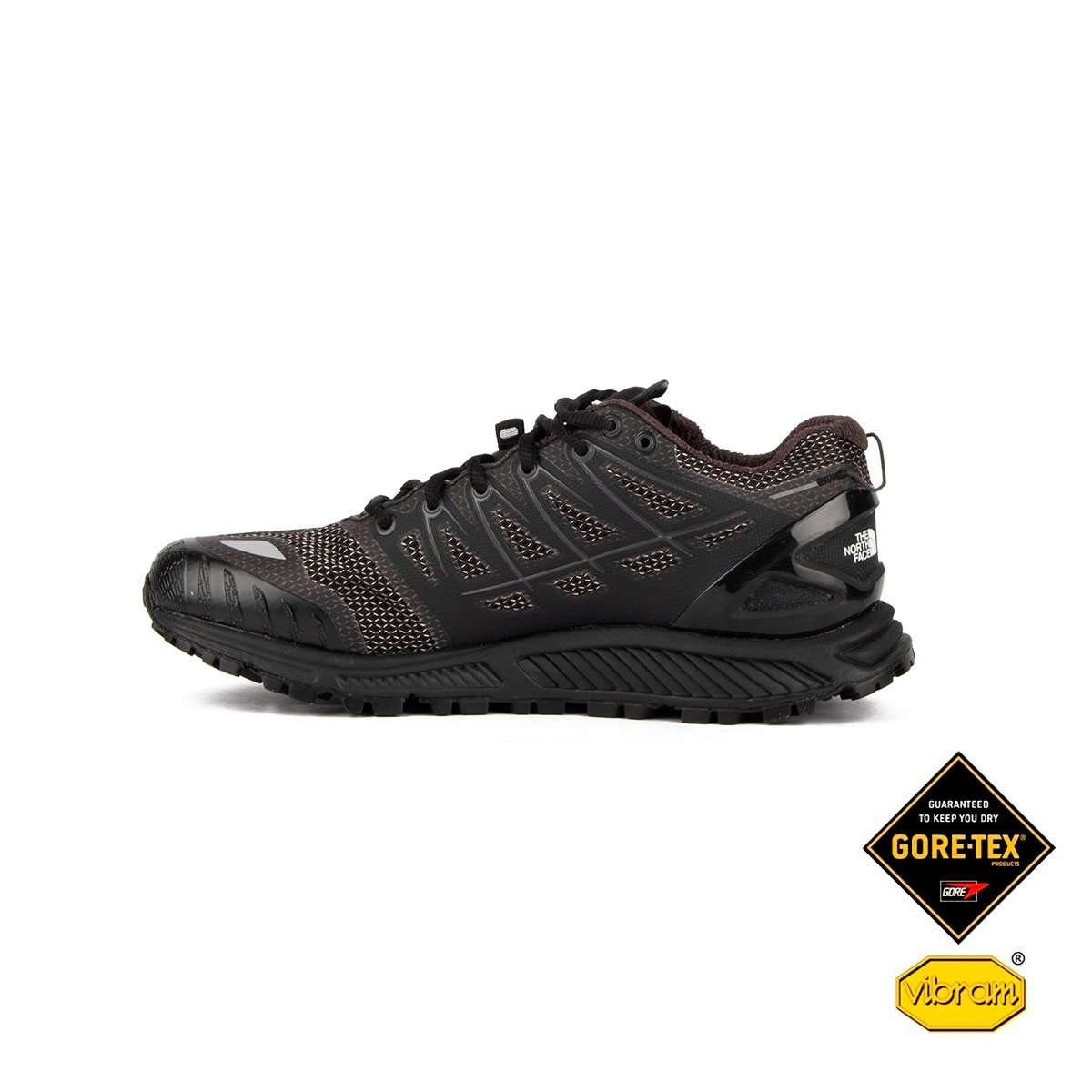 The North Face Ultra Endurance II GTX Black Negro Mujer