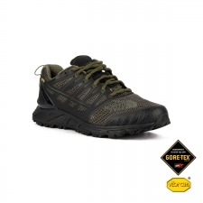 The North Face Ultra Endurance II GTX Black Leaf Negro Kaki Hombre