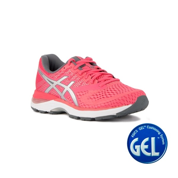 Asics Gel Pulse 10 Pink Cameo Silver Rosa Mujer