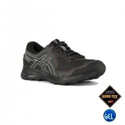 Asics Gel Sonoma 4 GTX Black Stone Grey Negro Gris Hombre