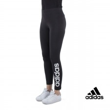 Adidas malla Essentials Linear Tight Negro Mujer