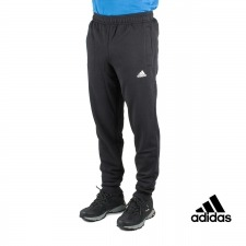 Adidas pantalón Essentials Tapered French Terryy Negro Hombre
