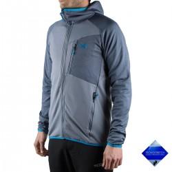 Millet chaqueta SENECA TECNO HOODIE Azul Hombre