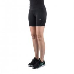 Asics pantalón corto Silver 5in Sprinter Performance Black Negro mujer