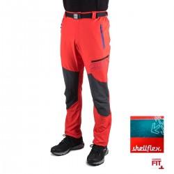+8000 Pantalón Faure 19V Rojo Hombre