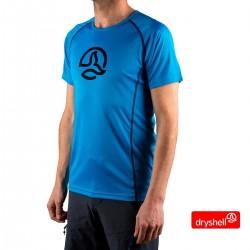 Ternua Camiseta Zenzano C Azul Hombre