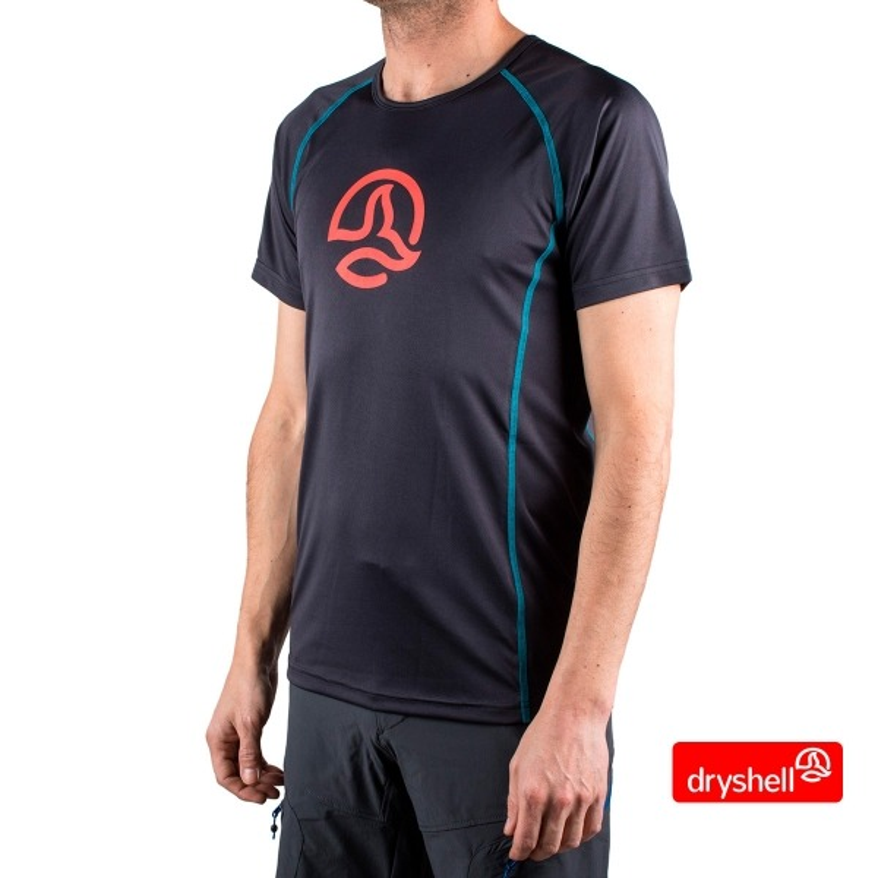 Ternua Camiseta Zenzano A Gris Hombre