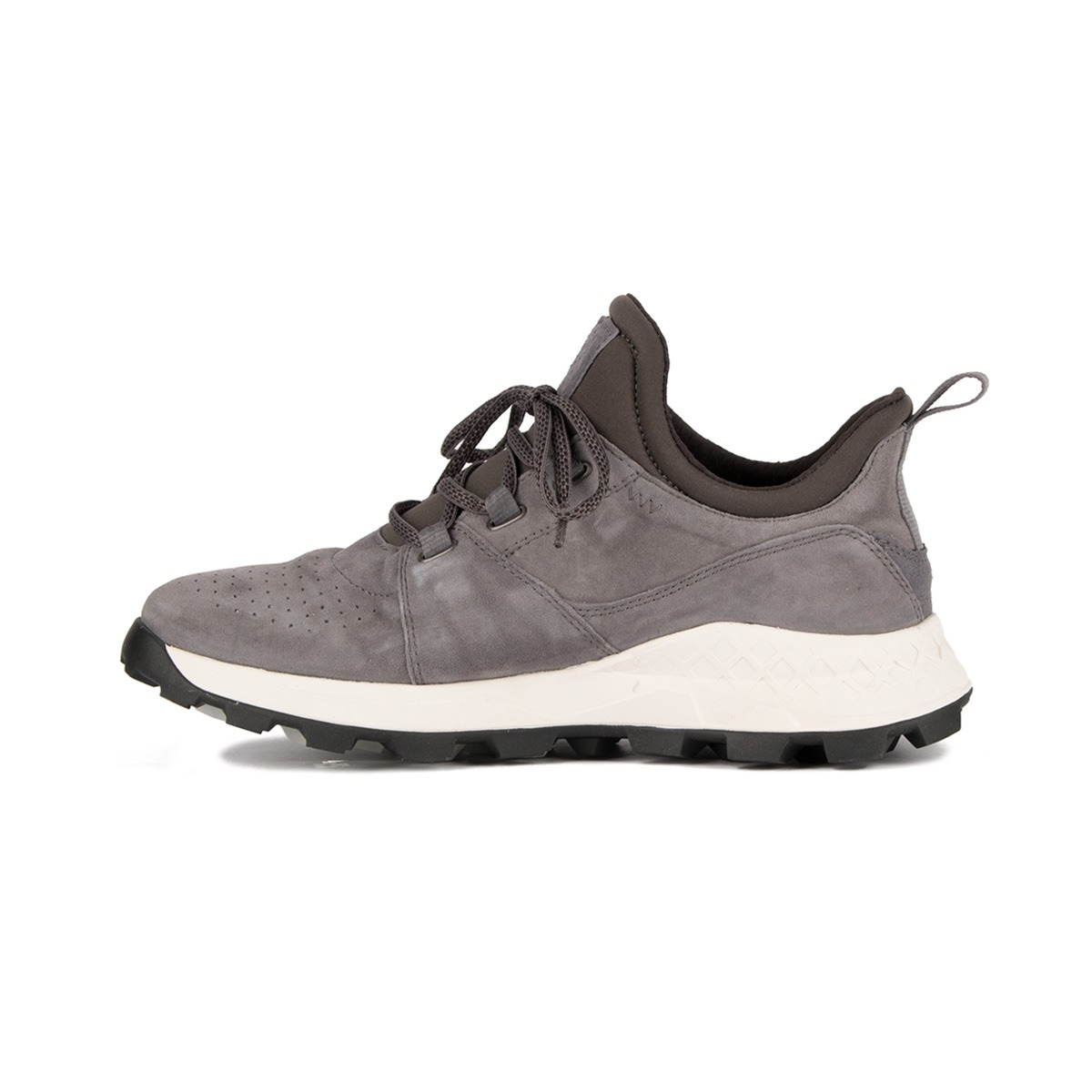 Timberland Bota Brooklyn Oxford Medium Grey Suede Gris Hombre