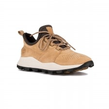 Timberland Bota Brooklyn Oxford Medium Beige Suede Arena Hombre