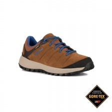 Timberland Zapatilla Parker Ridge GTX Low Hiker Medium Brown Suede Marrón Hombre