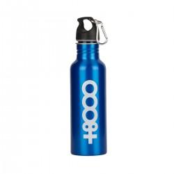 +8000 Botellín Aluminio Bot18000 azul