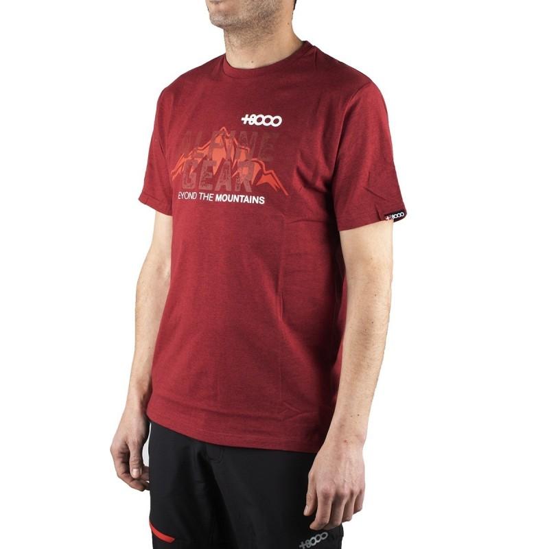 +8000 Camiseta Evie 19V Ketchup Vigore Hombre