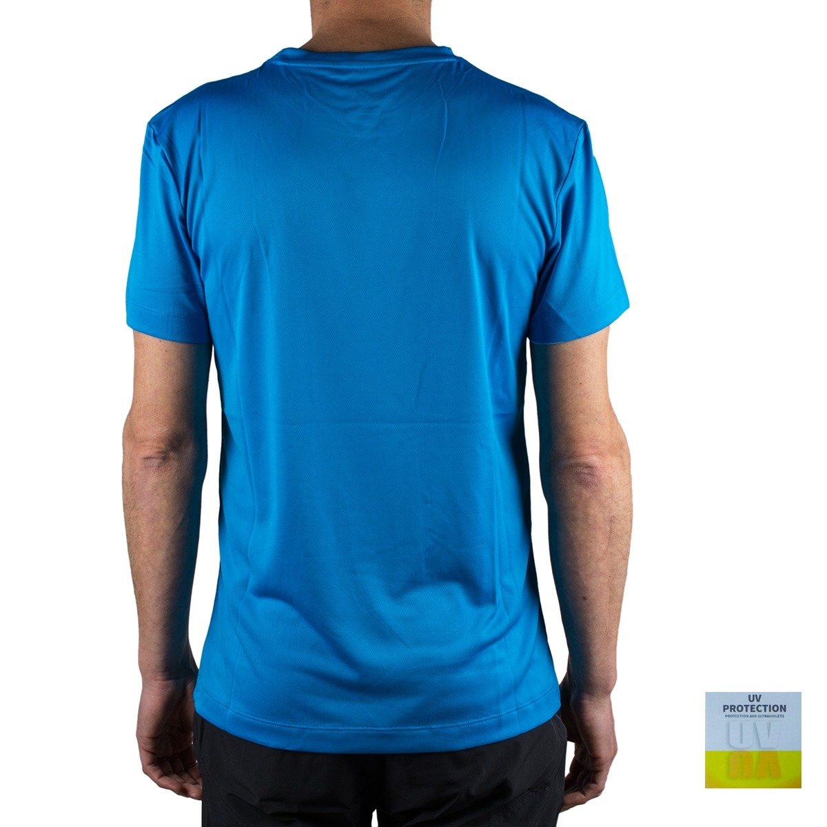 Millet camiseta Rock Stones TS SS Electric Blue Azul hombre