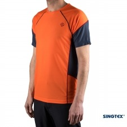 Ternua Camiseta Tipas B Naranja Hombre