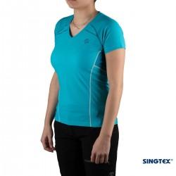 Ternua Camiseta Kanpu B Azul Mujer