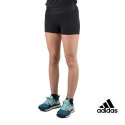 Adidas Mallas cortas Alphaskin Sport Negro Mujer