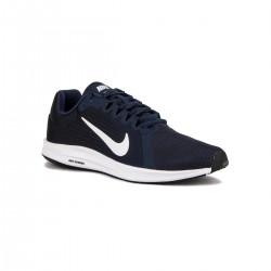 Nike Zapatillas Downshifter 8 Midnight Navy White Azul Marino Hombre