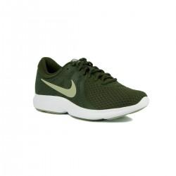 Nike Revolution 4 EU Sequoia Spruce Fog Verde Kaki Hombre
