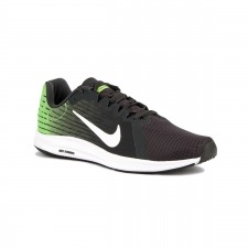 Nike Zapatillas Downshifter 8 Anthracite White Lime Gris Lima Hombre