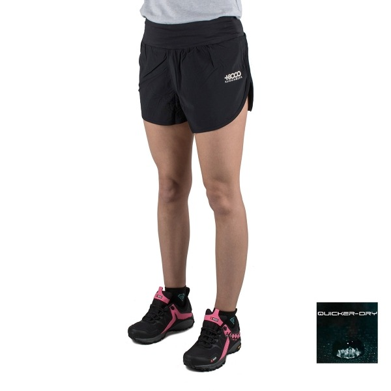 +8000 Pantalón corto Maou 19V Negro Mujer