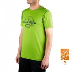 Ternua Camiseta Cofin C Verde Hombre