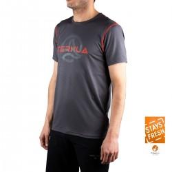 Ternua Camiseta Cofin D Gris Hombre