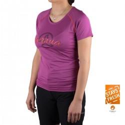 Ternua Camiseta Cameros A Buganvilla Mujer