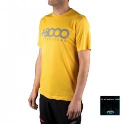 +8000 Camiseta Walk 19V Amarillo Hombre