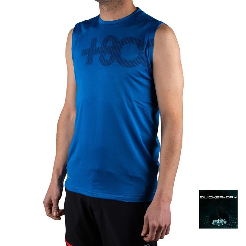 +8000 Camiseta técnica de tirantes Aerin 19V Azul Real Hombre
