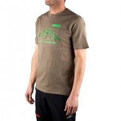 +8000 Camiseta Evie 19V Tierra Vigore Hombre
