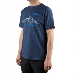 +8000 Camiseta Evie 19V Denim Hombre