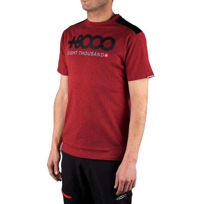 +8000 Camiseta Ellin 19V Ketchup Vigore Hombre