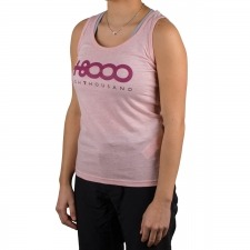+8000 Camiseta de tirantes Flovia 19V Frambuesa Vigore Rosa Mujer