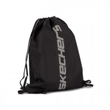 Skechers Mochila Saco String Bag Black Negro
